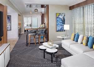 mandalay bay s remodeled hotel rooms give a beach vibe