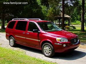 Buick Terraza How Big Is Your Family?