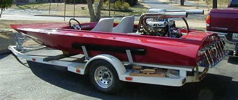 How To Build A V Drive Boat by Tornado V Drive Drag Boat You Can Build