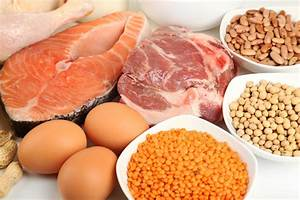 voedsel met veel proteinen