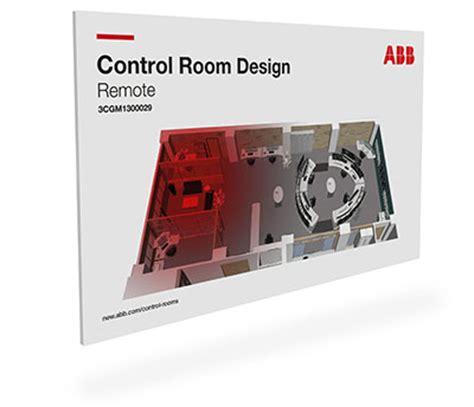 control room design abb