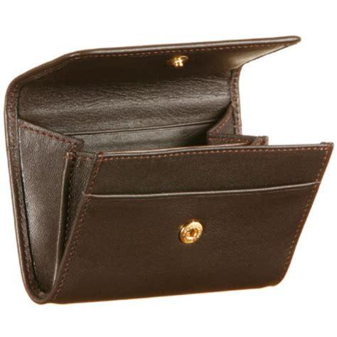 porte monnaie en cuir porte monnaie multicompartiments fermeture pression la bagagerie maroquinerie homme
