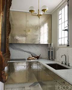 los mejores interiores del 2012 elle decor interiores With kitchen cabinet trends 2018 combined with artisan house metal wall art