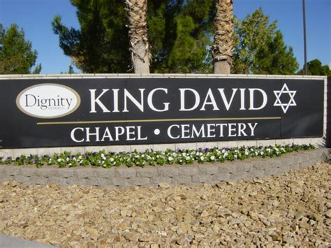 Find A Grave King David Memorial Chapel And Cemetery