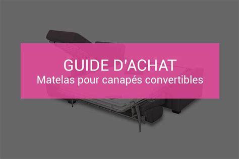 comparatif canap convertible comparatif des meilleurs matelas pour canapé convertible