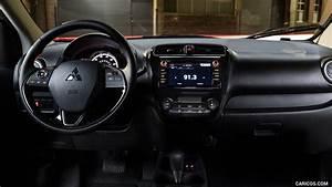 2017 Mitsubishi Mirage G4 SE Interior Cockpit HD