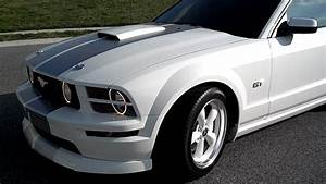 First 05-09 Mustang with Oracle Colorshift 2.0 - YouTube