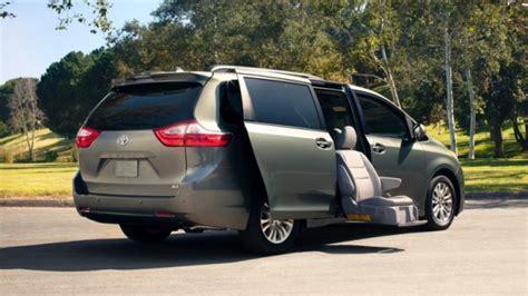 2019 Toyota Sienna Redesign, Release Date, Interior