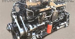Cummins N14 Diesel Engine Workshop Service Manual Celect