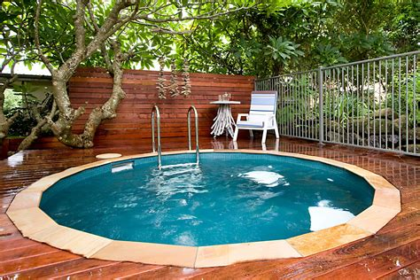 plunge pool plunge pool cost estimation homesfeed