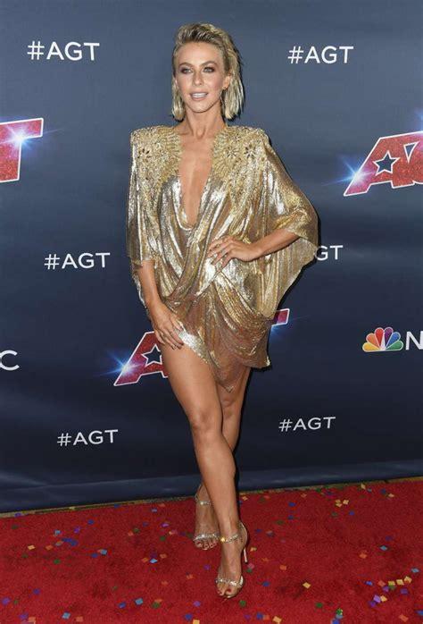 julianne hough americas  talent season  finale