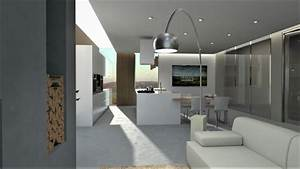 Open Plan Kitchen And Living Room  Useful Tips And