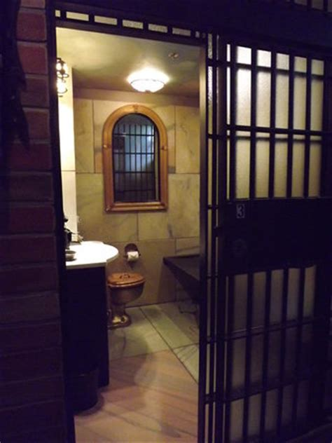 view  bathroom  jail hall picture