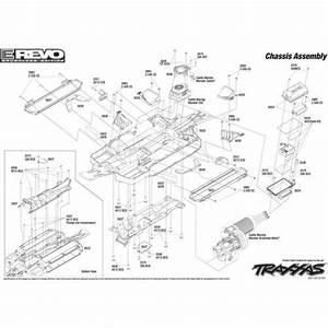 Traxxas T Maxx Parts Diagram