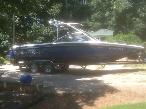 Supra Boats Europe by Supra Launch 242 2007 For Sale For 35 000 Boats From