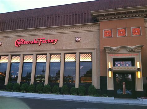 The Cheesecake Factory In Short Hills, Nj