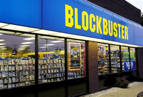 Last Blues for Blockbuster - The New Yorker