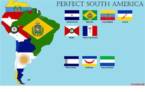 PERFECT SOUTH AMERICA ARGENTINA BRAZIL COLOMBIA CHILE PERU ...