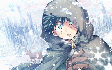 21 aesthetic anime wallpaper bnha