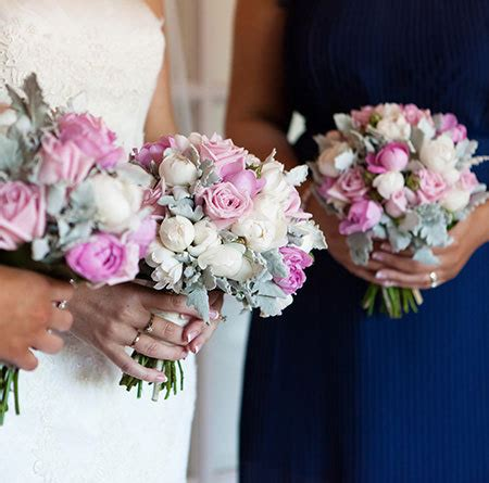 wedding flower package standard