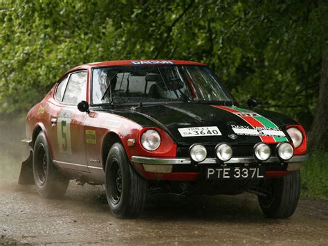 Datsun Rally by Datsun 240z Rally S30 1971 73 Wallpaper And Background