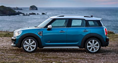 Second Gen Bmw Mini Country Is All Growed Up