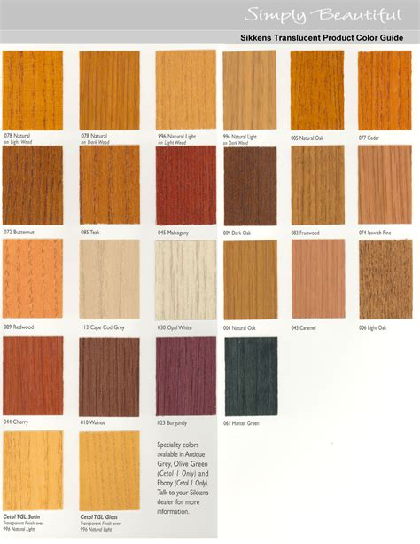 color wood stain cabinet wood stain colors sherwin williams 2017