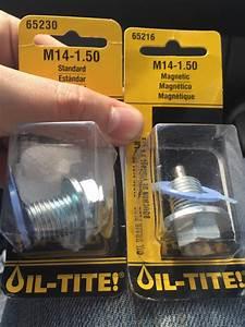 Manual Transmission Fluid Change With Lost Drain Plug