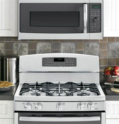 range microwave  ge appliances