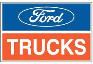 Ford Truck Logo