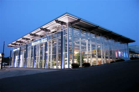 Mercedesbenz Dealers Ranked Highest In Customer