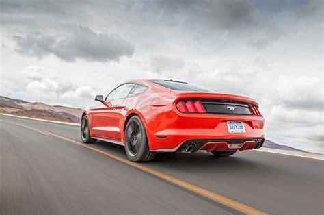 ford mustang ecoboost why are ecoboost mustangs getting slower motor trend