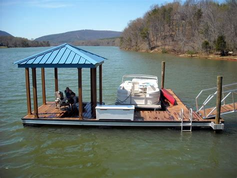 Small Covered Boat by 17 Ideas About Floating Dock On Floating Dock