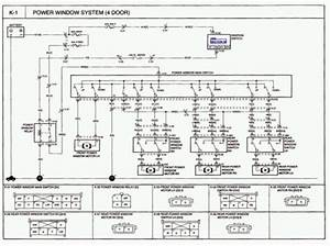 01 Kia Sportage Window Wiring Diagram