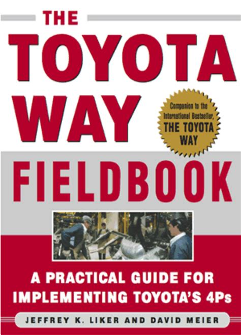 The Toyota Way by Pdf The Toyota Way Fieldbook