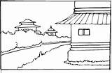Neighborhood Coloring Pages Printable Coloringpages101 Others sketch template