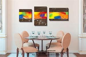tableau moderne pour salle a manger With peinture d une maison 8 comment bien choisir son tableau deco hexoa