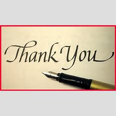 Thank You Quotes  Best Collection Ever!!! Youtube