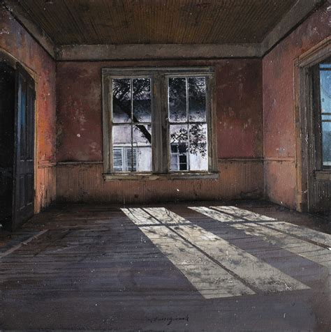 Matteo Massagrande's Paintings Of Desolate Interiors The