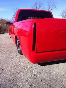 1991 Silverado Custom Lowrider Bagged Hydraulics Streetrod Hotrod