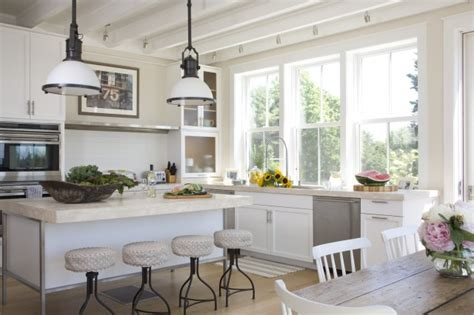 Beach House, Watch Hill, Ri  Beach Style Kitchen