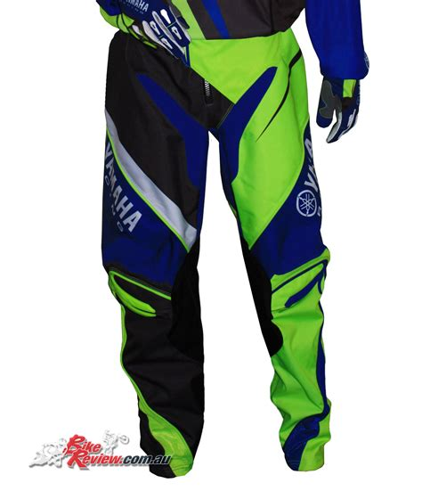 motocross racing gear new product yamaha racing mx gear bike review