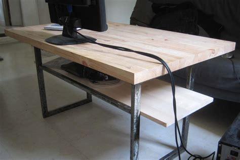 plateau bureau bois massif planche de bois pour bureau atlub com