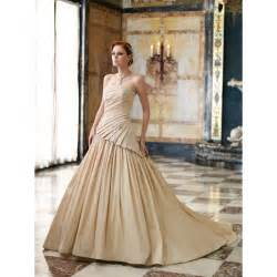 gold wedding dresses wedding gold wedding dress