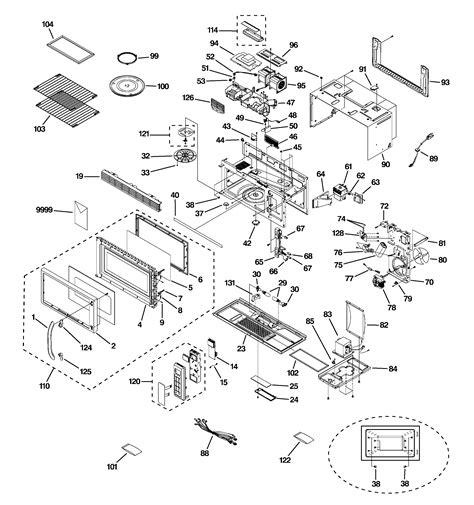 ge profile microwave advantium  partsbestmicrowave