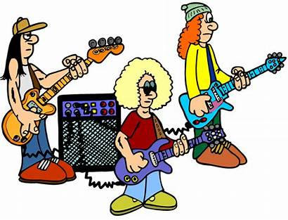 Exciting Rock Band