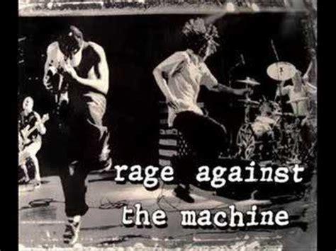 Rage Against The Machine - Maggie's Farm - YouTube