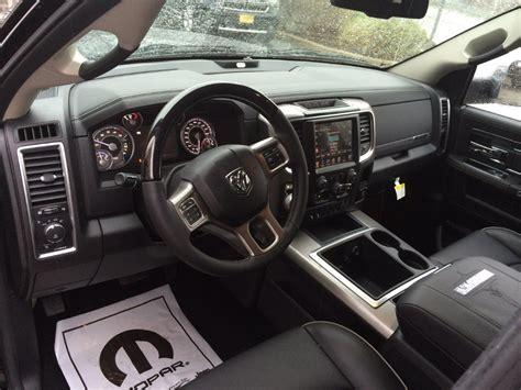 ram  ecodiesel laramie limited edition crew cab