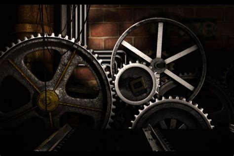 moving gears test animation  vimeo
