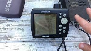 Garmin Gpsmap 126 Gps Receiver  Chartplotter Ebay Demo Vid